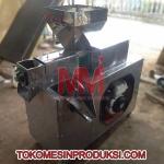 mesin peras santan - mesin santan kelapa - mesin screw press